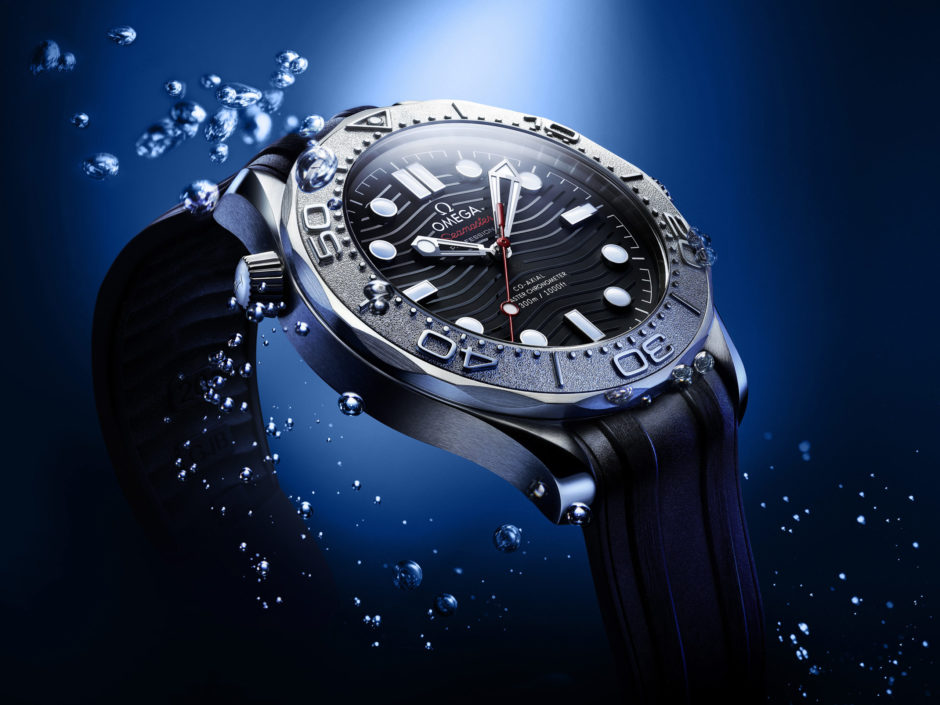 Ocean Guardian:Best Omega Seamaster Diver 300M Co-Axial Master Chronometer Nekton Edition Replica Watch