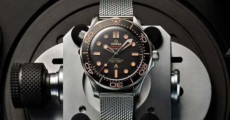 Reviewing of Luxury Titanium Omega Seamaster 007 James Bond Special Edition Replica Watches