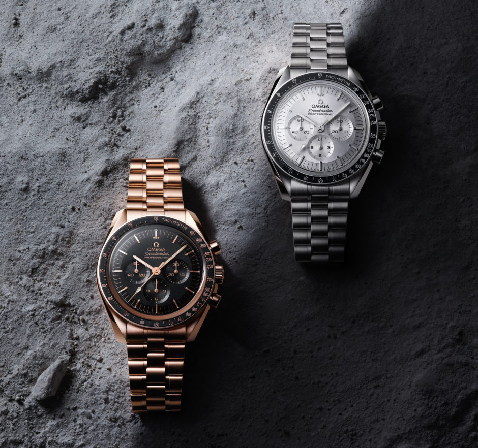 Perfect Omega Updated New Speedmaster Professional Moonwatch Replica Watches