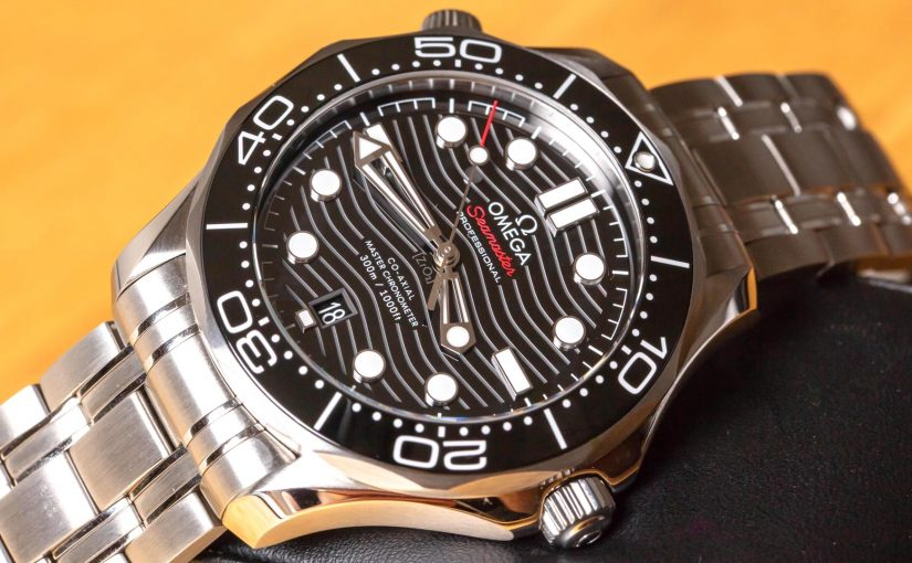 New Omega Seamaster 300M Co-Axial Master Chronometer Replica Watches